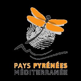 logo organisme de soutient pays pyrénées méditerrannée
