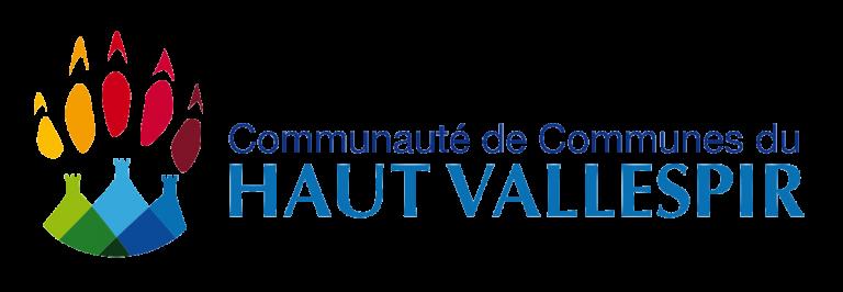 logo Communauté de Communes du Haut Vallespir participant au financement pour obtenir la subvention leader